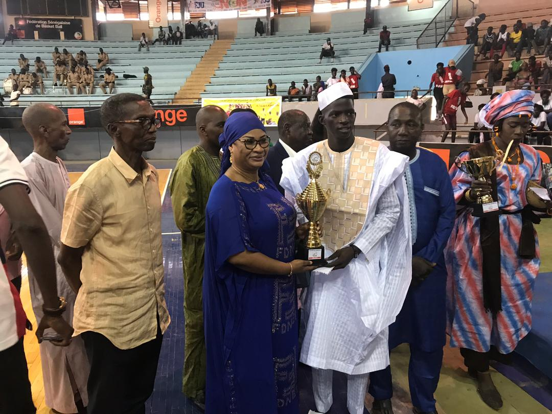 COUPE DU SENEGAL DE VOLLEY BALL (GARCONS) : l'UGB Championne du Sénégal 2019
